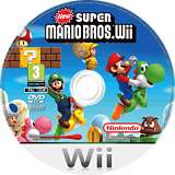 New Super Mario Bros. Wii iso