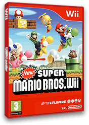 New Super Mario Bros. Wii torrent