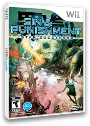Sin and Punishment: Star Successor torrent