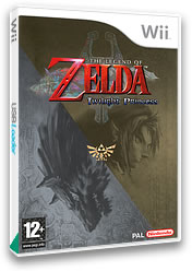 Zelda: Twilight Princess torrent wii